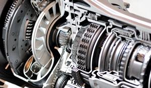 Mercedes Transmission
